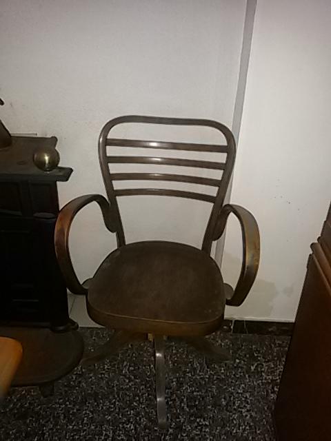 Elios96 sas sedia ufficio anni 40 e shopper for Sedia anni 40