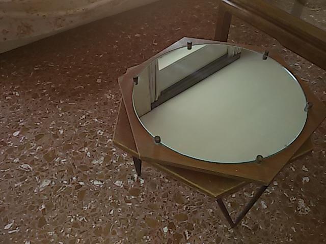 Elios96 dettaglio prodotti for Specchio esagonale
